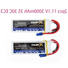 38.25$  Buy here - https://alitems.com/g/1e8d114494b01f4c715516525dc3e8/?i=5&ulp=https%3A%2F%2Fwww.aliexpress.com%2Fitem%2FNew-Famous-Drone-Bateria-2pcs-11-1V-3000mAh-3S-30C-EC3-Plug-Lipo-Batteries-Airplanes-Quadcopter%2F32697341092.html - VS VOK 2pcs Lipo 11.1V 3000mAh 3S 30C Max 35C EC3 Plug Lipo- Batteries Airplanes Quadcopter Aeromodelismo RC Toys Battery 38.25$