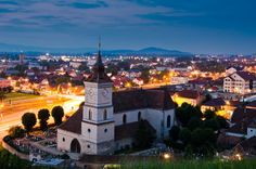 Looking for cities with old world charm that span ages? From Gothic cathedrals to Baroque palaces we check out some of the most beautiful cities in Eastern Europe. Cruise Reviews, Cruise Critic, Most Beautiful Cities, Old World Charm, Eastern Europe, Paris Skyline, Cathedral, Travel Destinations, Castle