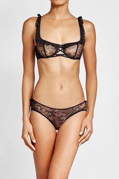 89ce89ae5a Chantal Thomass Lace Panties Catsuit