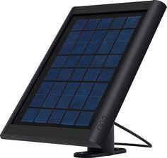 Ring - Solar Panel - Black