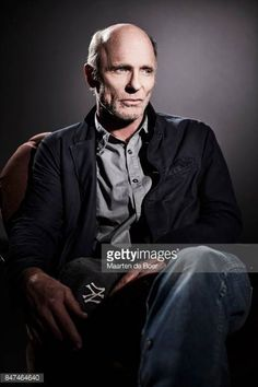 Ed Harris from the film 'Kodachrome' poses for a portrait during the 2017 Toronto International Film Festival at Intercontinental Hotel on September...