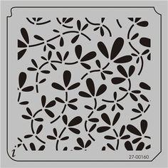 27-00160 - Wall Decorating Stencils - Wallpaper Stencils - Wall Stencil - Wall Stencils - Stencil Pattern
