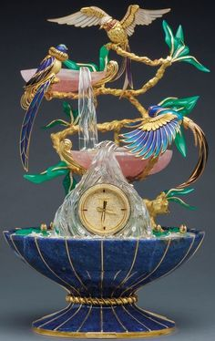 'Birds of Paradise' Patek Philippe