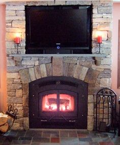 stone fire places Cyprus Air Fireplace Systems Stone