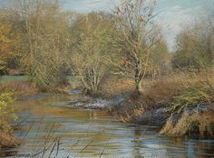 Peter Barker's Palette: Winter Exhibition