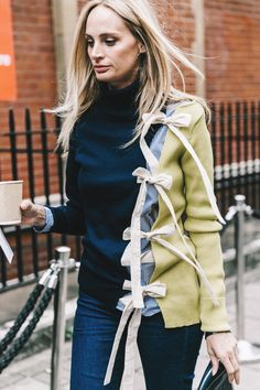 Street Style Londres. Septiembre 2016