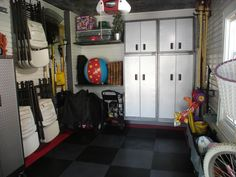 Take back control over your garage! Organize to make room for the cars or…
