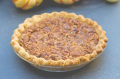 Simple Pecan Pie | The Gray Boxwood  1 recipe of pie crust 1/2 cup white sugar 2 tablespoons melted butter, slightly cooled 2 eggs, beaten 2 tablespoons flour 1/4 teaspoon salt 1 teaspoon vanilla extract 2 tablespoons bourbon (optional) 1 cup white corn syrup 1 1/2 cups pecans (1/2 cup coarsely chopped) Bake 375-degree oven for 10 minutes. Reduce heat to 350 degrees and continue baking for 45-60 minutes