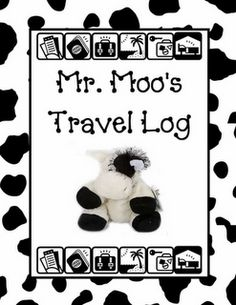 Erica Bohrer's First Grade: Mr. Moo Class Mascot and Classroom Theme Help Needed!