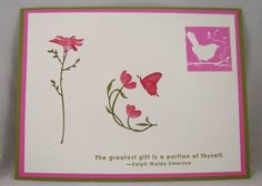 Of the Earth Index Card by galleryindex - Cards and Paper Crafts at Splitcoaststampers