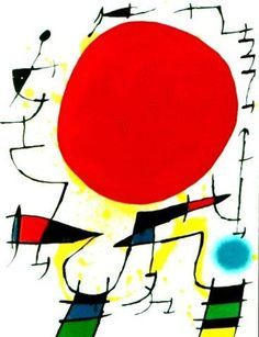 1000 images about arte arte arte on pinterest solar for Joan miro interieur hollandais