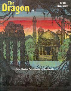 THE LAND OF NOD: Dragon by Dragon - November 1979