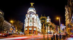 night in Madrid - ...