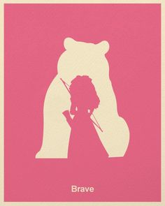 I can't explain why I love these minimalist Pixar poster series, but I do. - chic type the blog