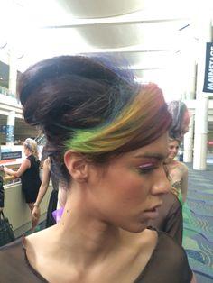 Rainbow bang