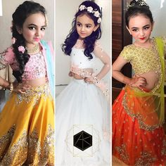 "Rightly said ""Playing dress up begins at the age of 5 and never truly ends"". Baby Girl Party Dresses, Cute Girl Dresses, Little Girl Dresses, Girl Outfits, Kids Dress Wear, Kids Gown, Dress Up, Angel Dress, Kids Wear"