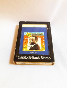 The Best of Earl Grant 8 Track Stereo Cassette by ShareableSecrets