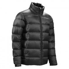 Our tried and true design classic with a twist! The Down Jacket v3 has high quality goose down fill for extra warmth and lightness, as well as driFILL technology: water repellent down that sheds water and dries quickly. With its streamlined silhouette and