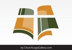 Cross Logos Free | Church Logo Gallery Offers Award Winning Custom Design - Contact Us ...