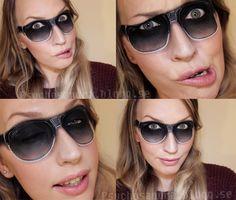 Stunning Halloween Makeup For Glasses Photos - harrop.us - harrop.us