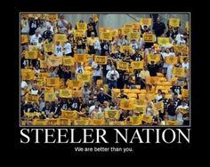 STEELER NATION!!