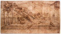 El tratado de Pintura de Leonardo da Vinci