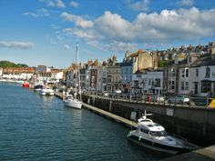Weymouth harbour. Weymouth Harbour, Scenic Photography, Cornwall, Britain, Holidays, Travel, Holidays Events, Viajes, Panoramic Photography