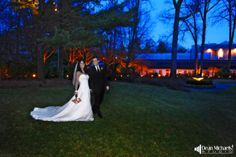 Carolyn & Doug's December 2013 #wedding at the First Presbyterian Church of Rutherford and the Tides Estate!!! (photo by deanmichaelstudio.com) #njwedding #njweddings #winter #love #bride #groom #happiness #photography #deanmichaelstudio