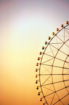 Royalty-free Image: Ferris wheel at dusk