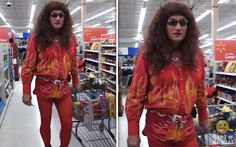 Weird Looking People at Walmart | People of Wal-Mart Song - Music Video
