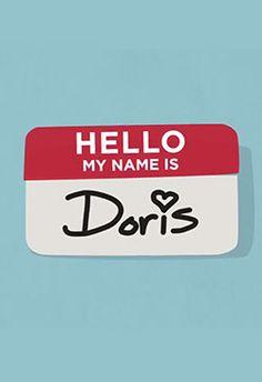 Hello, My Name Is Doris Poster