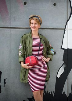 Like the army look? Find products from this outfit on styilo.com