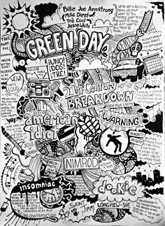 Green Day is probably my all-time favorite band Tatuagem Do Pearl Jam, Emo Bands, Music Bands, Pop Punk Bands, Punk Rock, 80s Rock, Got Anime, Hardcore, Band Wallpapers