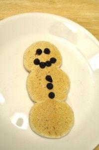 Three Snowy Snacks (Winter Theme)