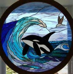 Resultados de la búsqueda de imágenes: whale stain glass - Yahoo Search