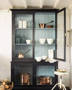 Unique Wall China Display Cabinet
