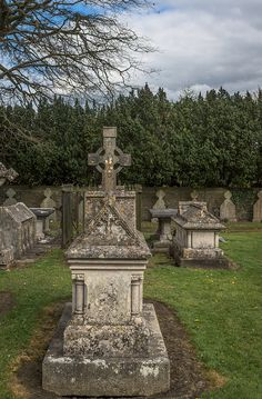 another cemetery in Ireland ...