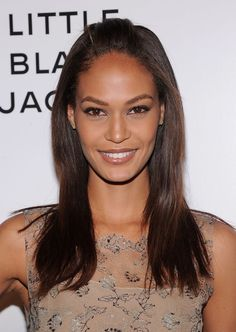 Joan Smalls - Chanel's:The Little Black Jacket Event