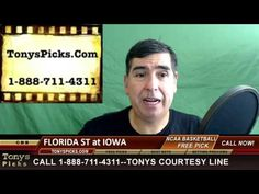 Florida St Seminoles vs. Iowa Hawkeyes Pick Prediction College Basketbal...