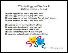 10 Preschool Transitions-- Songs and Chants to Help Your Day Run Smoothly