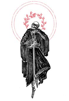 Illustrations, posters, shirts, buttons, stickers and lots of other junk by artist Micah Ulrich. Tattoo Sketches, Tattoo Drawings, Body Art Tattoos, Art Drawings, Skeleton Art, Skeleton Drawings, Satanic Art, Occult Art, Dark Tattoo