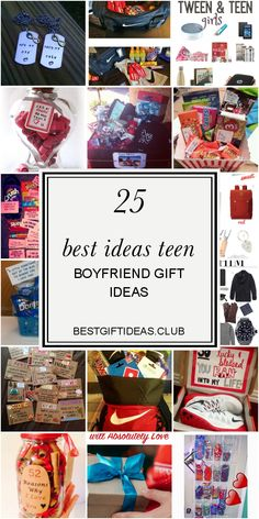 Get information about 25 Best Ideas Teen Boyfriend Gift Ideas. Get this Lovely #GiftIdeasforBoyfriend and Pin this article right now!