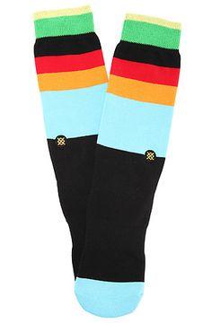 Stance Socks Sock Mandela in Black: Karmaloop $10.00