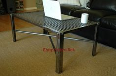 Industrial Metal Coffee Table269.jpg