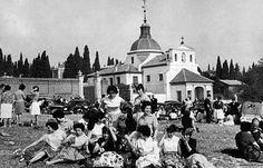 Ermita de San Isidro 1961