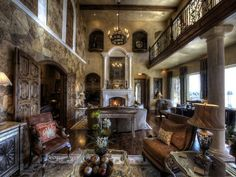 Victorian Homes Interior | Victorian-Gothic-Home-Decor-Interior | Home Decor Ideas