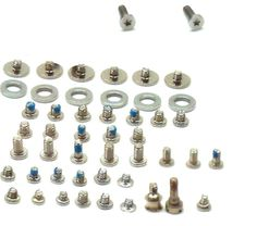 Apple iPhone 4s Screw Set Complete Full Kit & Bottom Dock Connector Screws