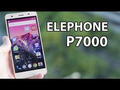 [Unboxing] Elephone P7000 (en español) - YouTube