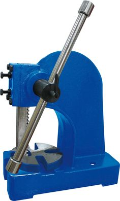The Steel Stamps Arbor Stamping Press Helps You To Never