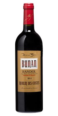 My first acquaintance with Bandol red - years ago - and a lasting impression.
